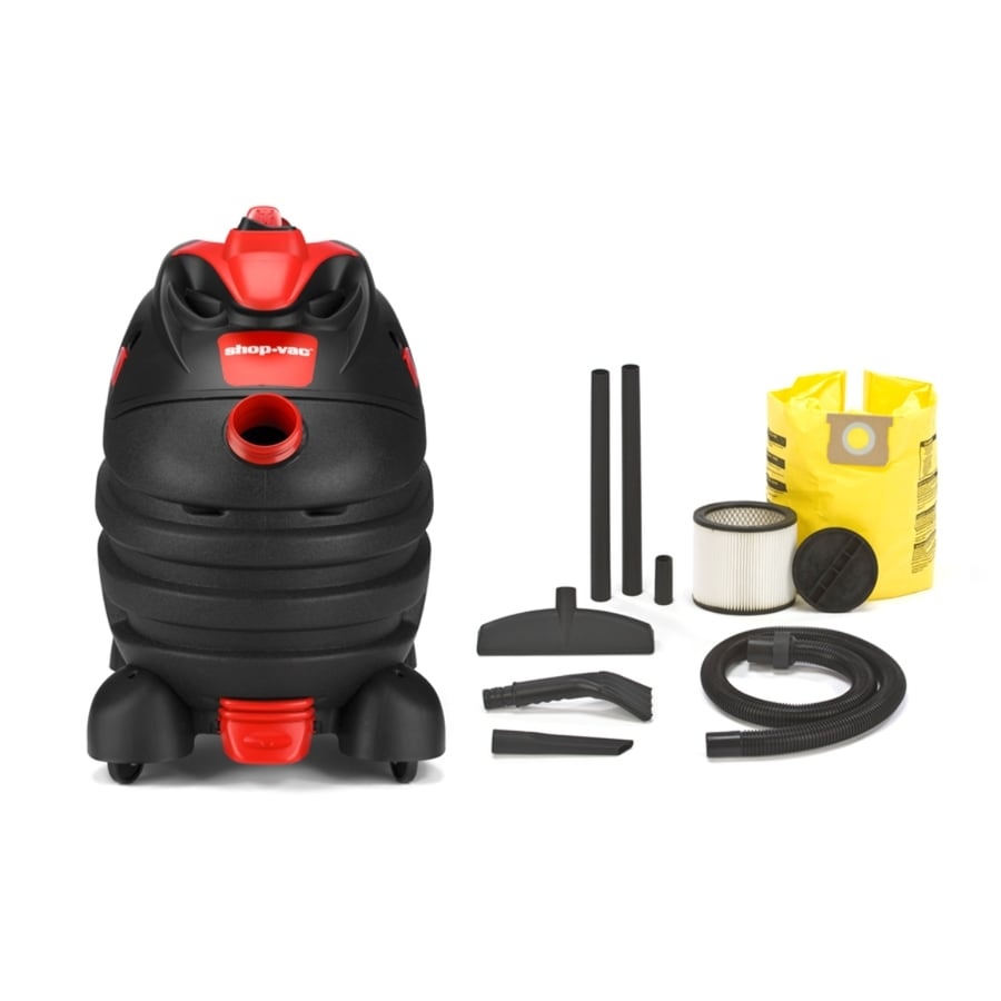 Shop-Vac 10-Gallon 6.5-Peak-HP Shop Vacuum
