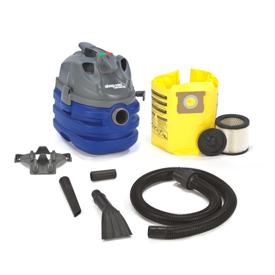 Shop-Vac 5-Gallon 5.5-Peak-HP Shop Vacuum