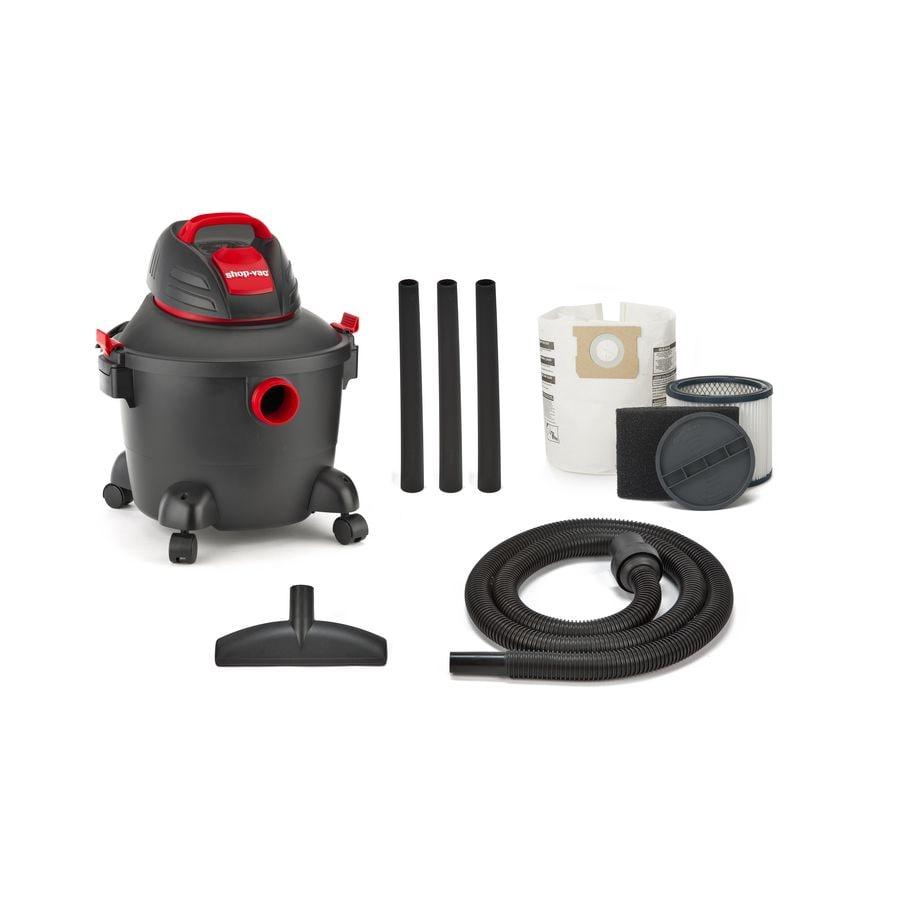 Shop-Vac 6-Gallon Portable Wet/Dry Shop Vacuum in the Shop Vacuums  department at Lowes.comLowe's