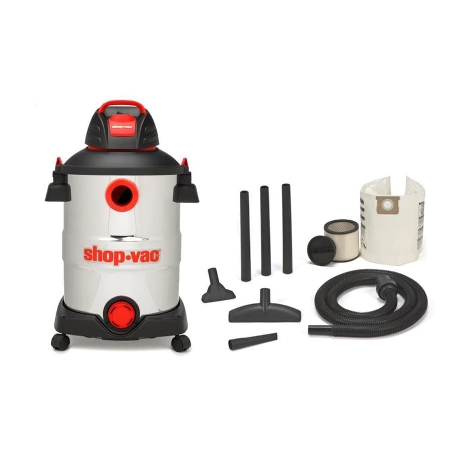 Shop-Vac 12-Gallon 6-Peak HP Shop Vacuum