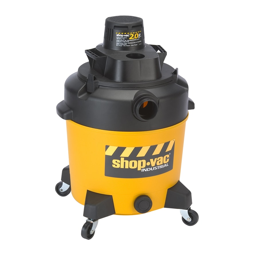 Shop-Vac 12-Gallon 2-Peak HP Shop Vacuum