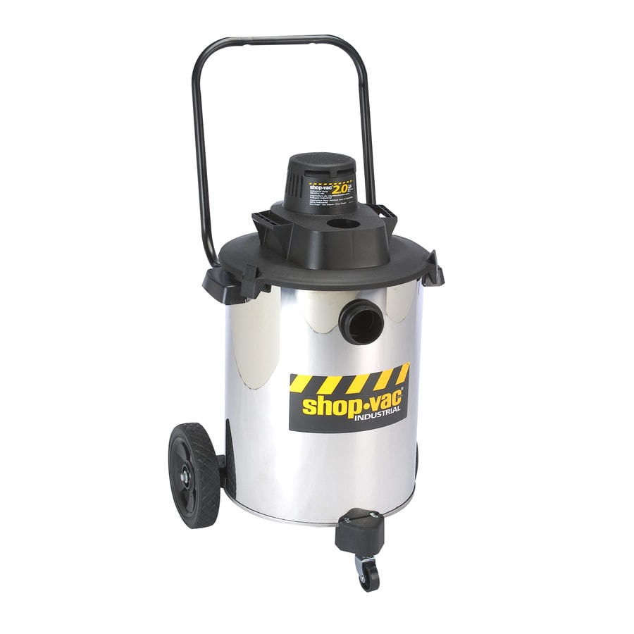 Shop-Vac 10-Gallon 2-Peak HP Shop Vacuum