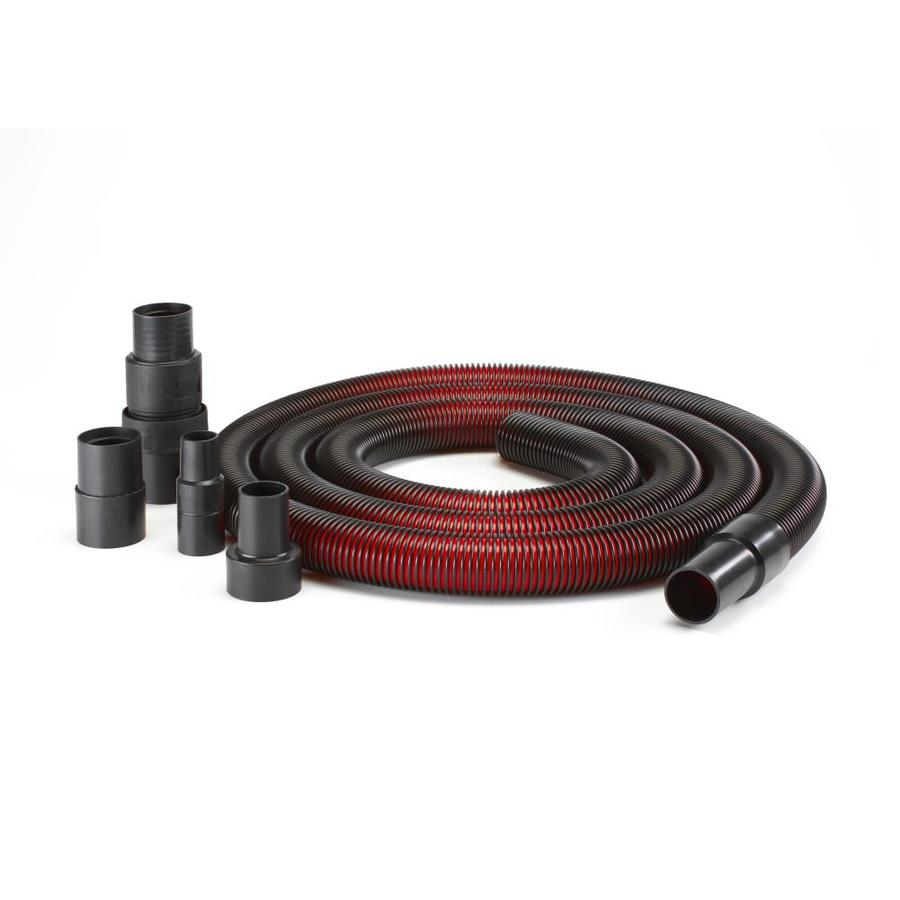 Shop-Vac 12-ft x 1-1/2-in Premium Crush Resistant Hose