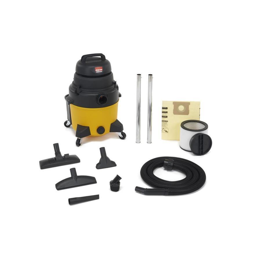 Shop-Vac 8-Gallon 6.5-Peak HP Shop Vacuum