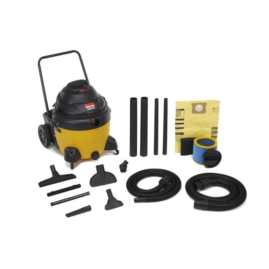 Shop-Vac 16-Gallon 2.5-Peak HP Shop Vacuum