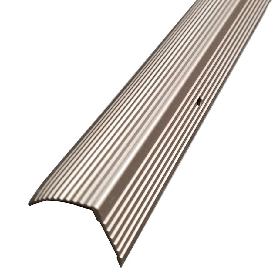 Columbia Aluminum Products 8-ft Stair Edge Fluted