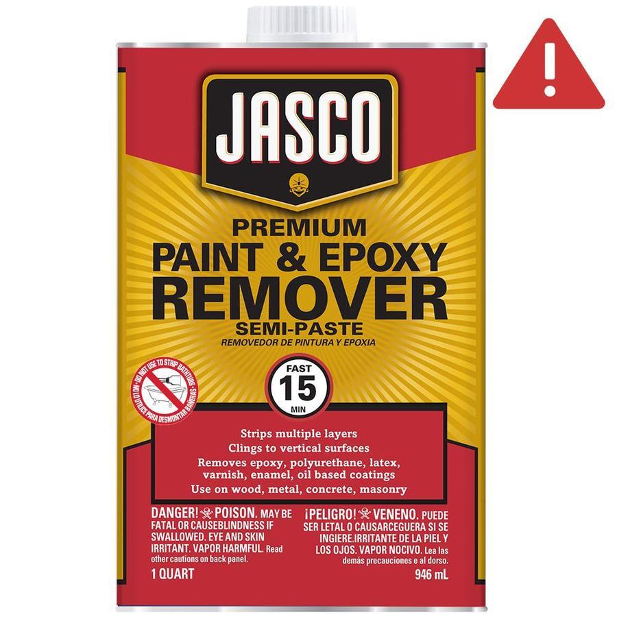 Jasco 1-Quart Semi-Paste Multi-Surface Paint Remover
