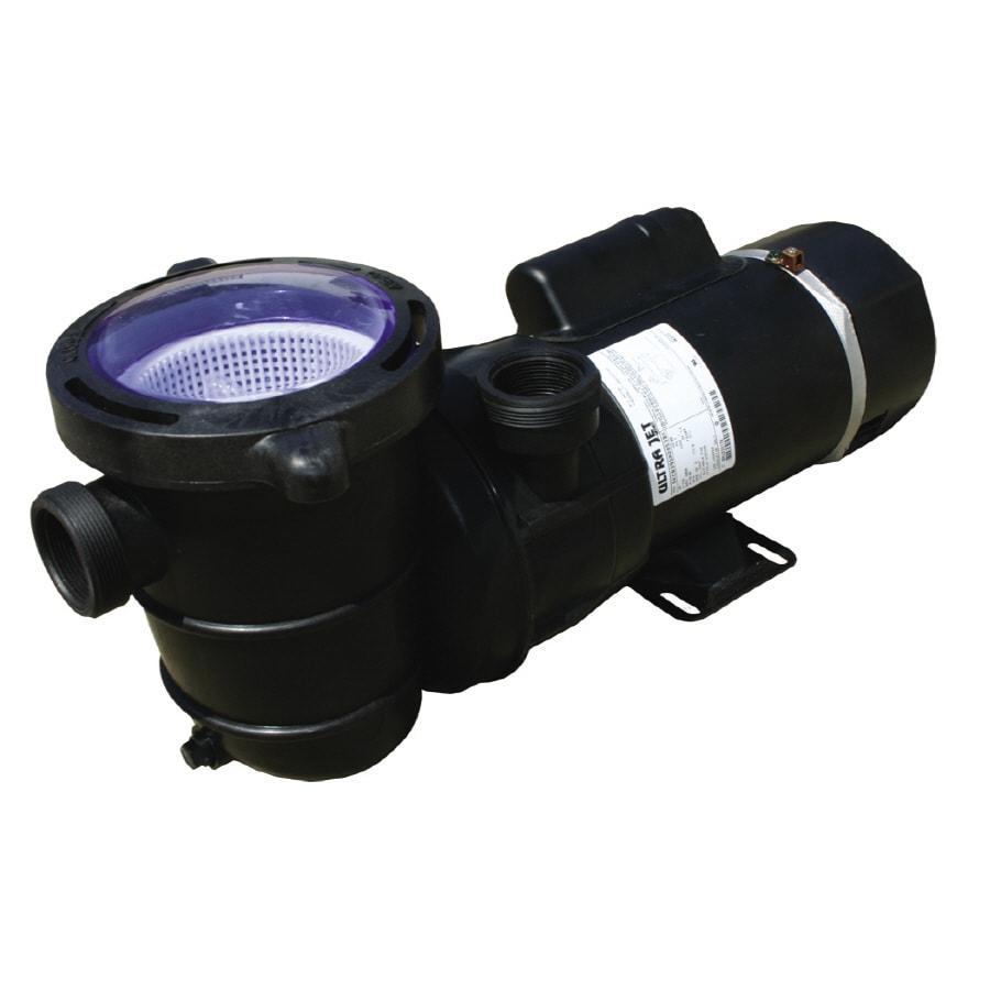 shop aqua ez 1 5 hp pool pump at