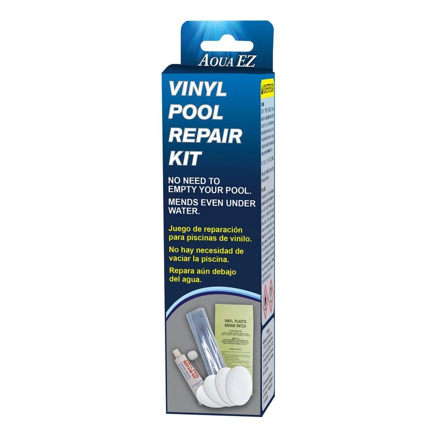 Aqua EZ Pool Vinyl Repair Patch Kit