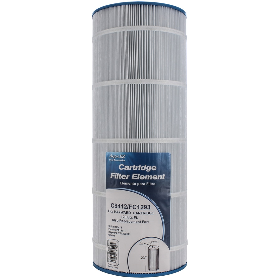 Aqua EZ 120-sq ft Pool Cartridge Filter