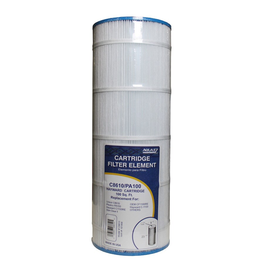 Aqua EZ 100-sq ft Pool Cartridge Filter