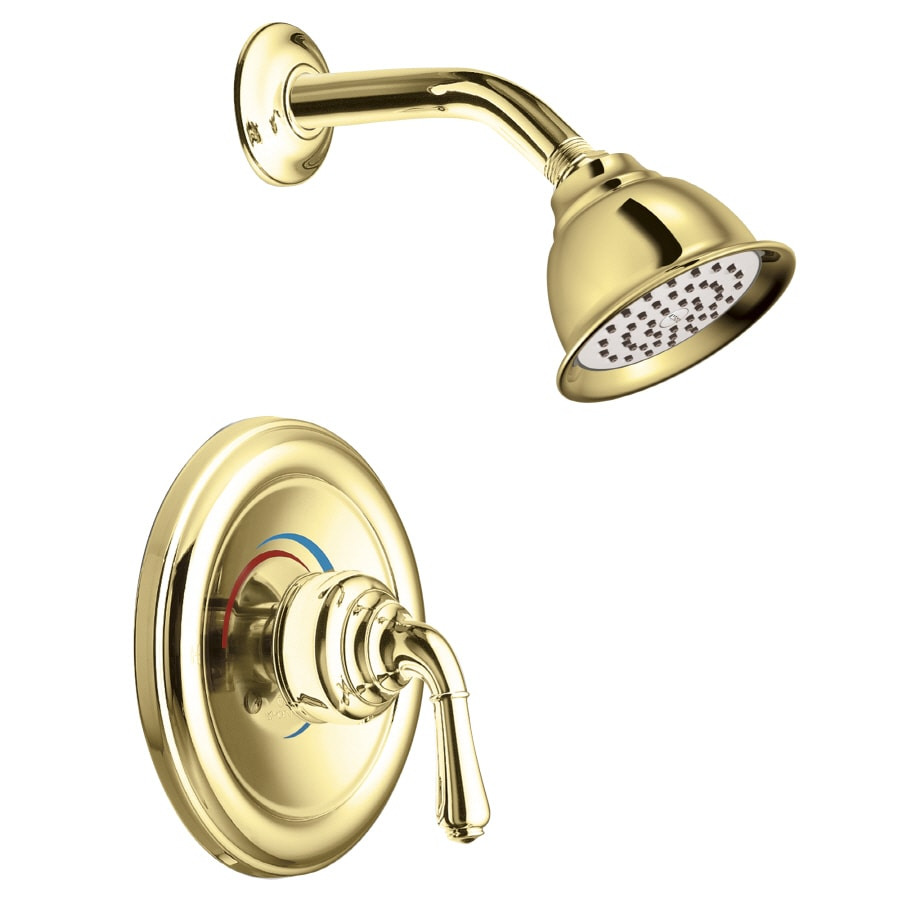 Shop Moen Brass Tub Shower Trim Kit At Lowes Com