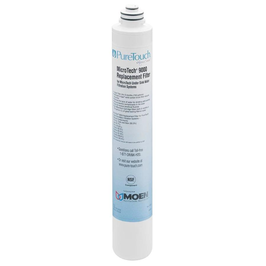 Moen MicroTech 9000 Replacement Filter for PureTouch AquaSuite