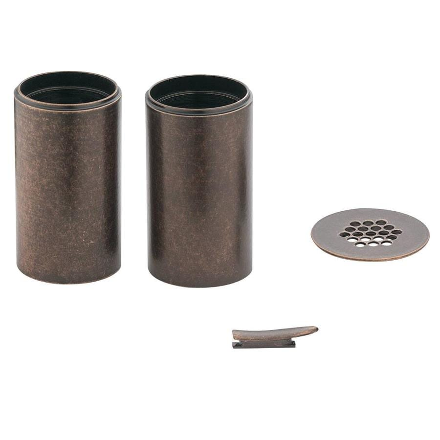 Shop Moen Oil Rubbed Bronze Vessel Faucet Extension Kit At