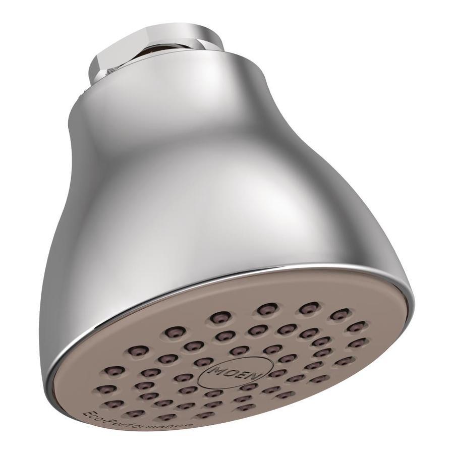 Moen 2.5-in 1.75-GPM (6.6-LPM) Chrome WaterSense Showerhead