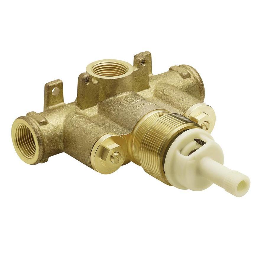 Moen 3/4-in Brass Compression In-Line Shower Valve