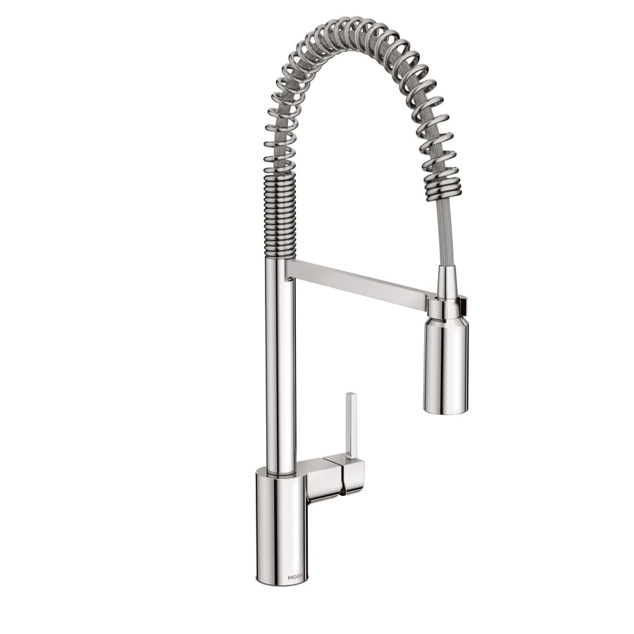 Moen Align Chrome 1-Handle Pull-Down Kitchen Faucet