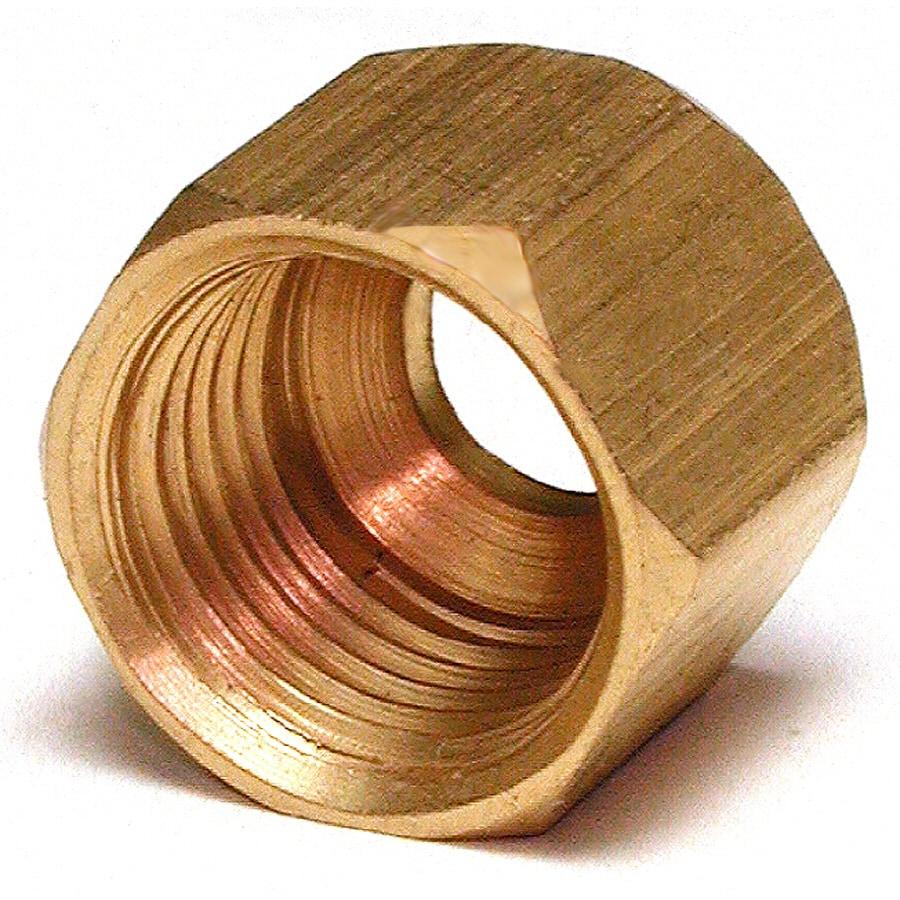 Dial Brass Evaporative Cooler Compression Nut