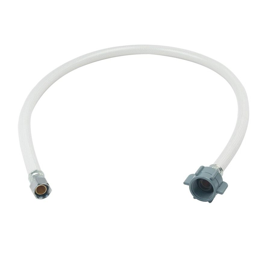 BrassCraft 30-in PVC Faucet Supply Line