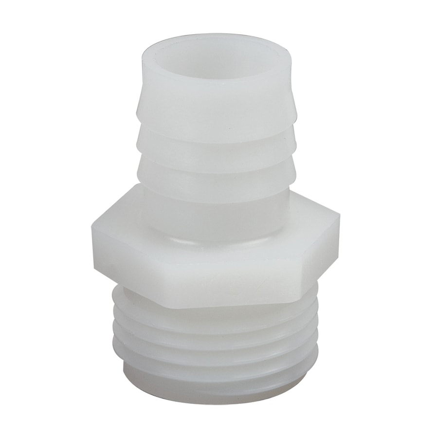 BrassCraft 3/4-in x 3/4-in Barbed Barb x Garden Hose Adapter Fitting