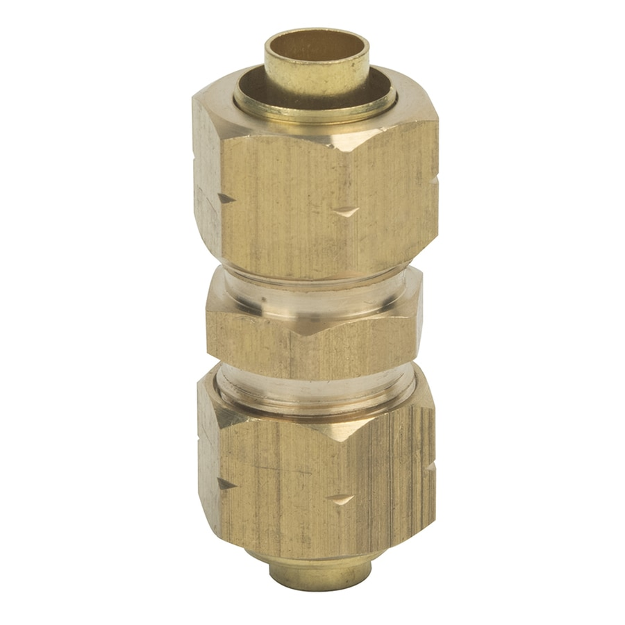 BrassCraft 1/2-in x 1/2-in Compression Compression Coupling Coupling Fitting
