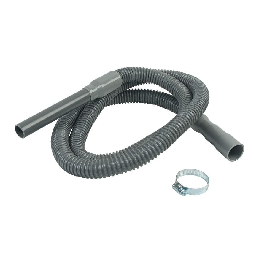 longer drain hose for washing machine