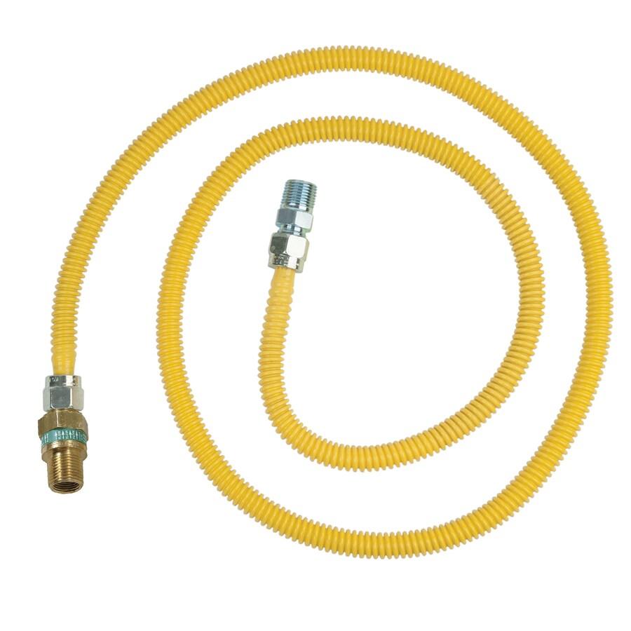 BrassCraft Stainless Steel Water Heater Connector