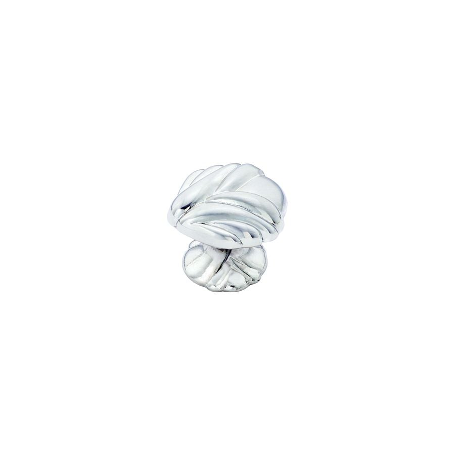 Amerock Expressions Sterling Nickel Round Cabinet Knob