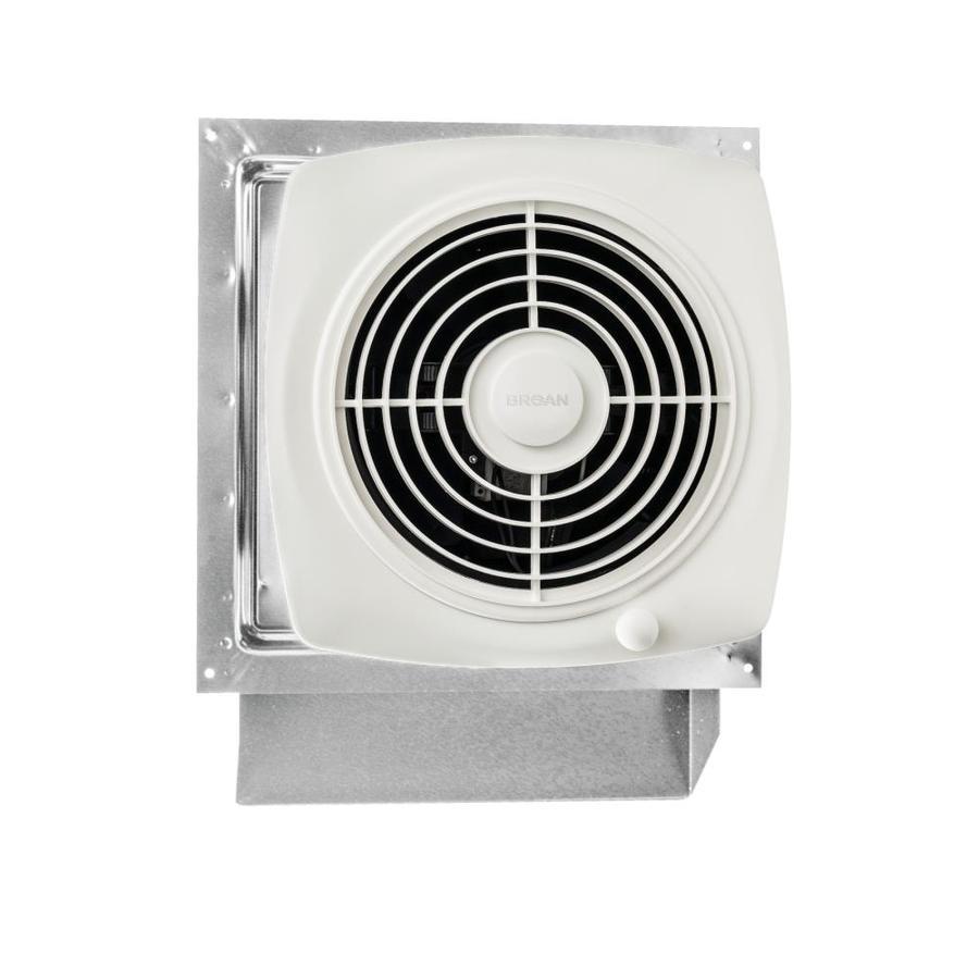 Broan 6.5-Sone 180-CFM White Bathroom Fan