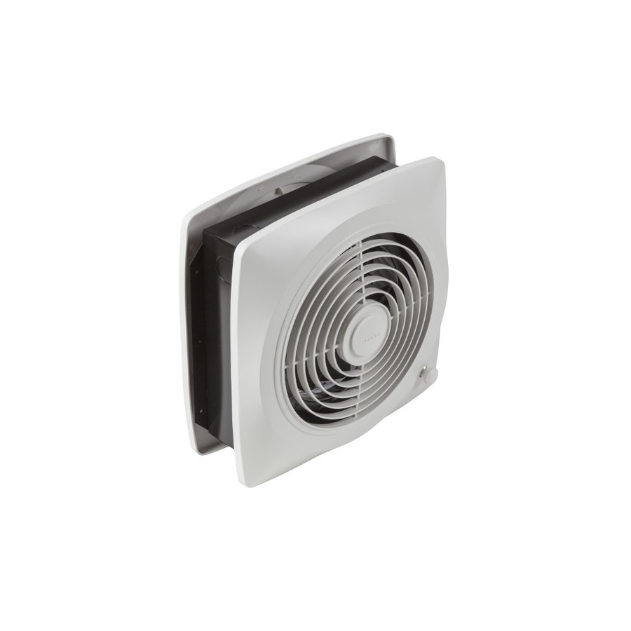 Broan 4.5-Sone 180-CFM White Bathroom Fan
