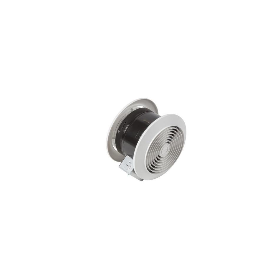 Broan 3.5-Sone 90-CFM White Bathroom Fan