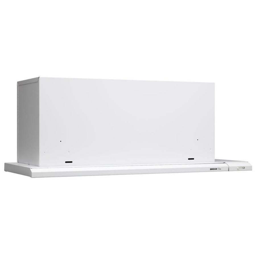 Broan Undercabinet Range Hood (White) (Common: 30-in; Actual: 30-in)