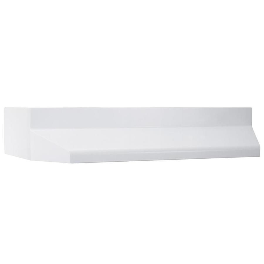 Broan Undercabinet Range Hood (White) (Common: 36-in; Actual: 35.87-in)