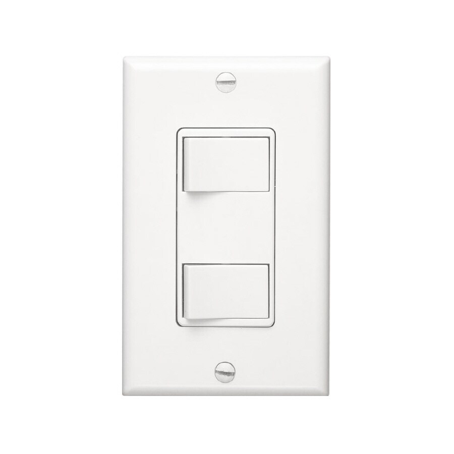 Broan Polypropylene Bath Fan Switch