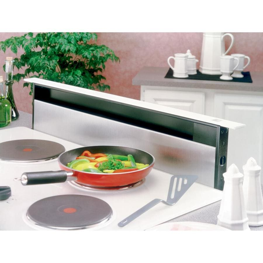 Broan 36-in Downdraft Range Hood (Stainless Steel)