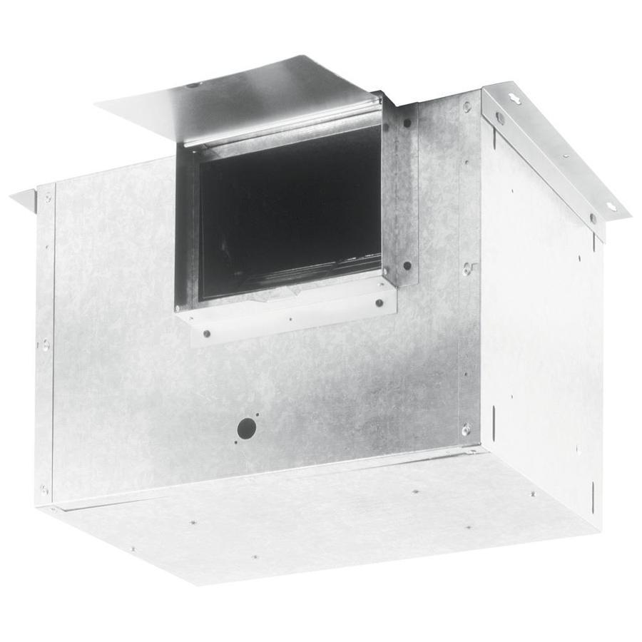 Broan 3.8-Sone 894-CFM White Bathroom Fan