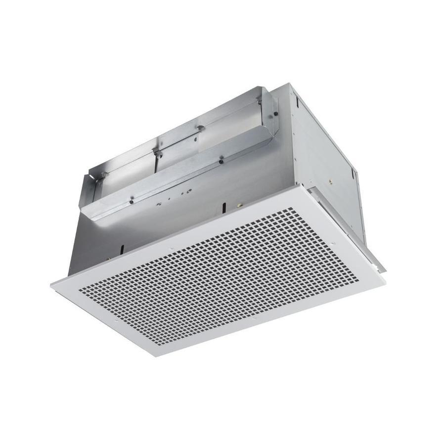 Broan 3.3-Sone 406-CFM White Bathroom Fan
