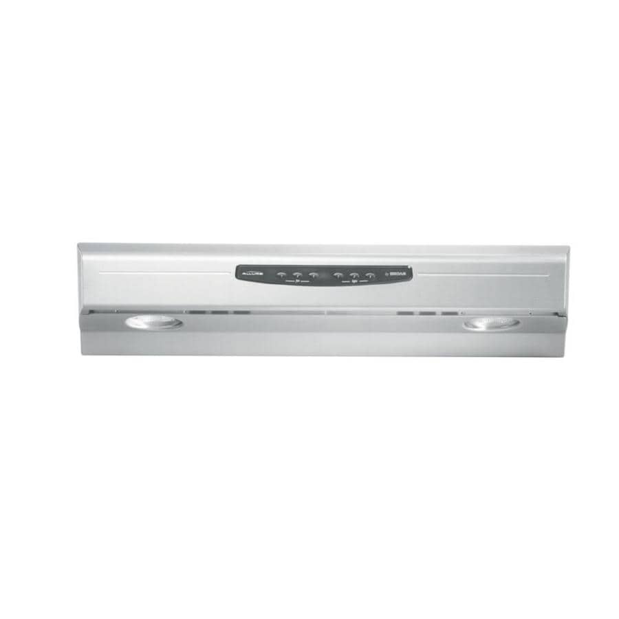 Broan Undercabinet Range Hood (Stainless Steel) (Common: 30-in; Actual: 29.87-in)