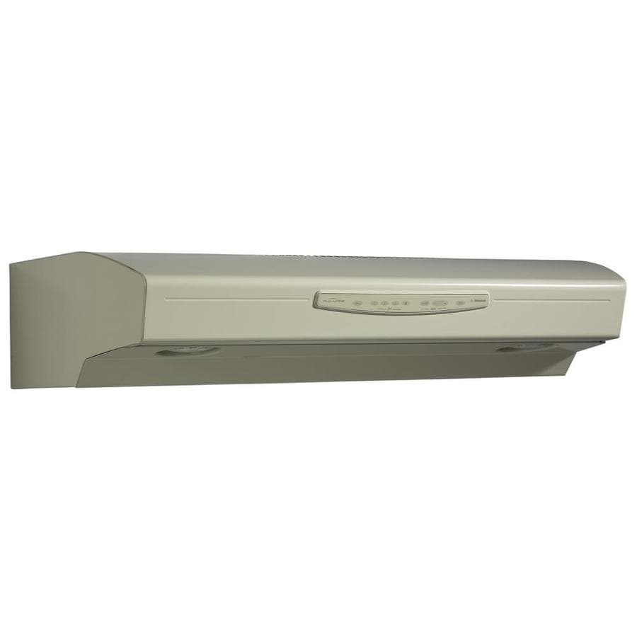 Broan Undercabinet Range Hood (Almond) (Common: 42-in; Actual: 41.87-in)