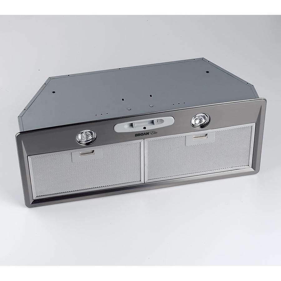 Broan Undercabinet Range Hood (Stainless Steel) (Common: 28-in; Actual: 27.56-in)