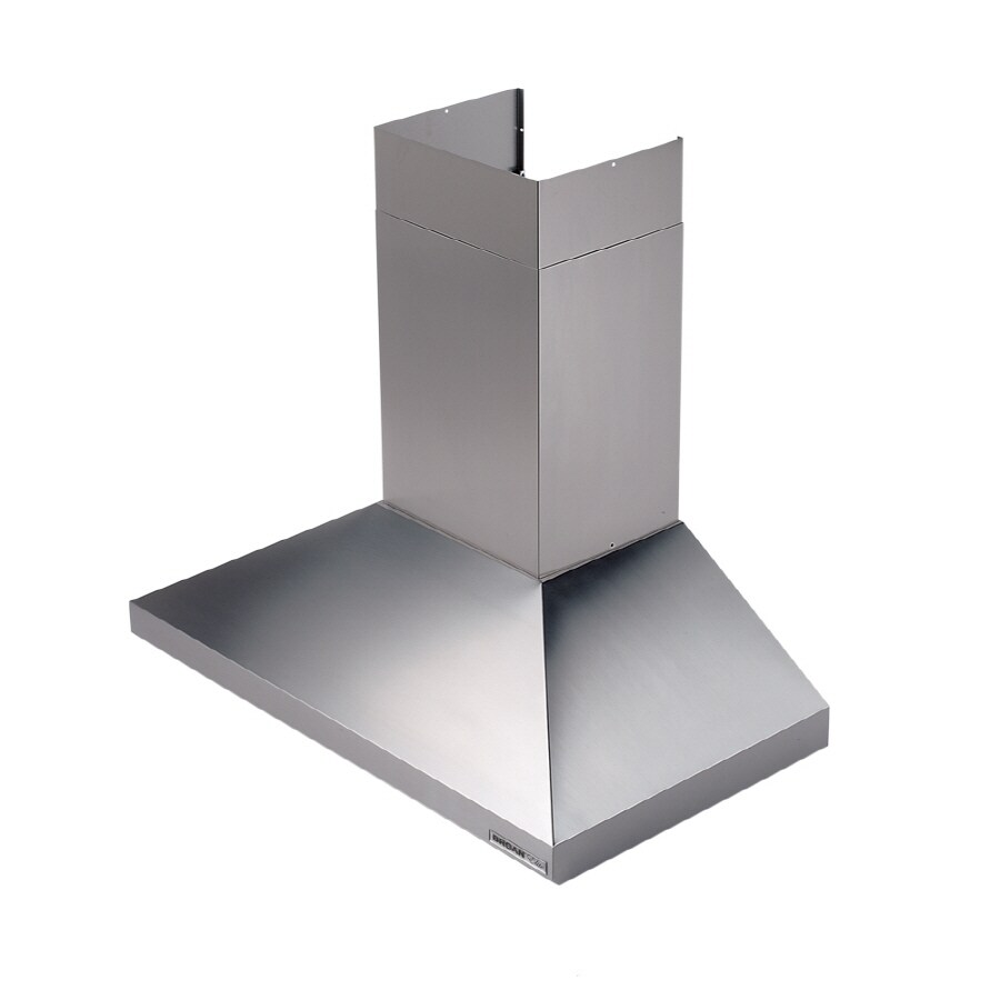 Shop Broan Ducted Wall Mounted Range Hood Stainless Steel