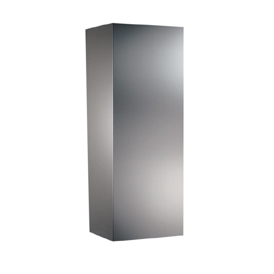 Broan Stainless Steel Non-Ducted Flue Ext