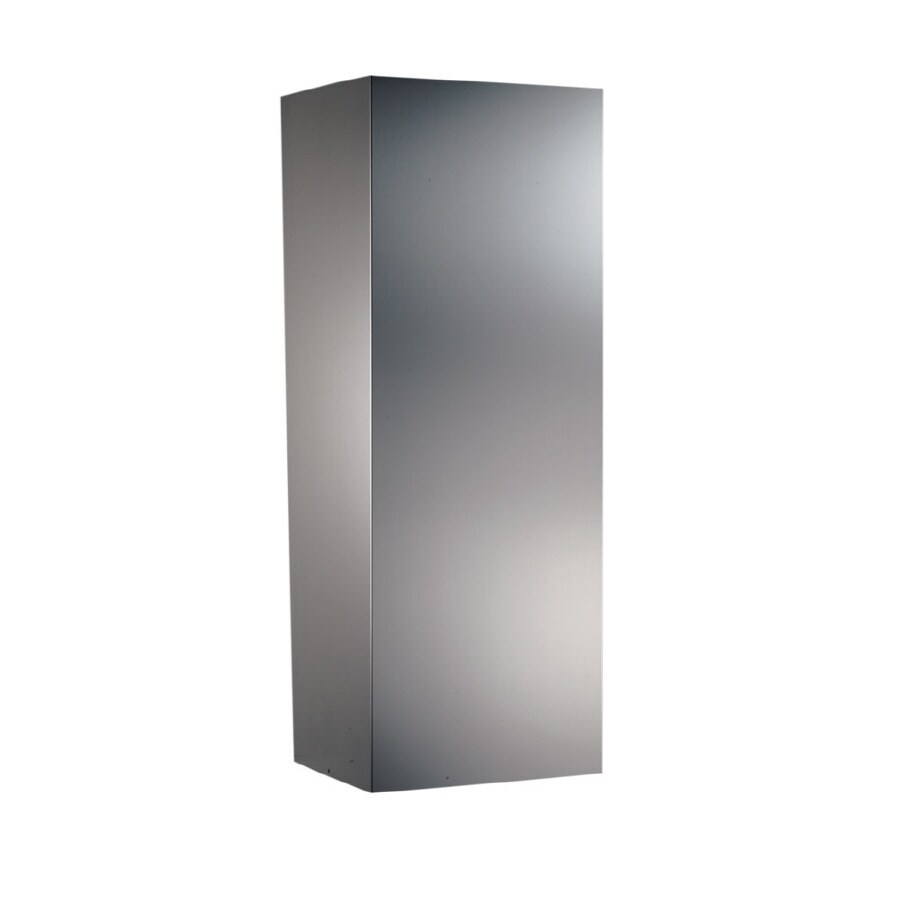 Broan Stainless Steel Non-Ducted Flue Extension