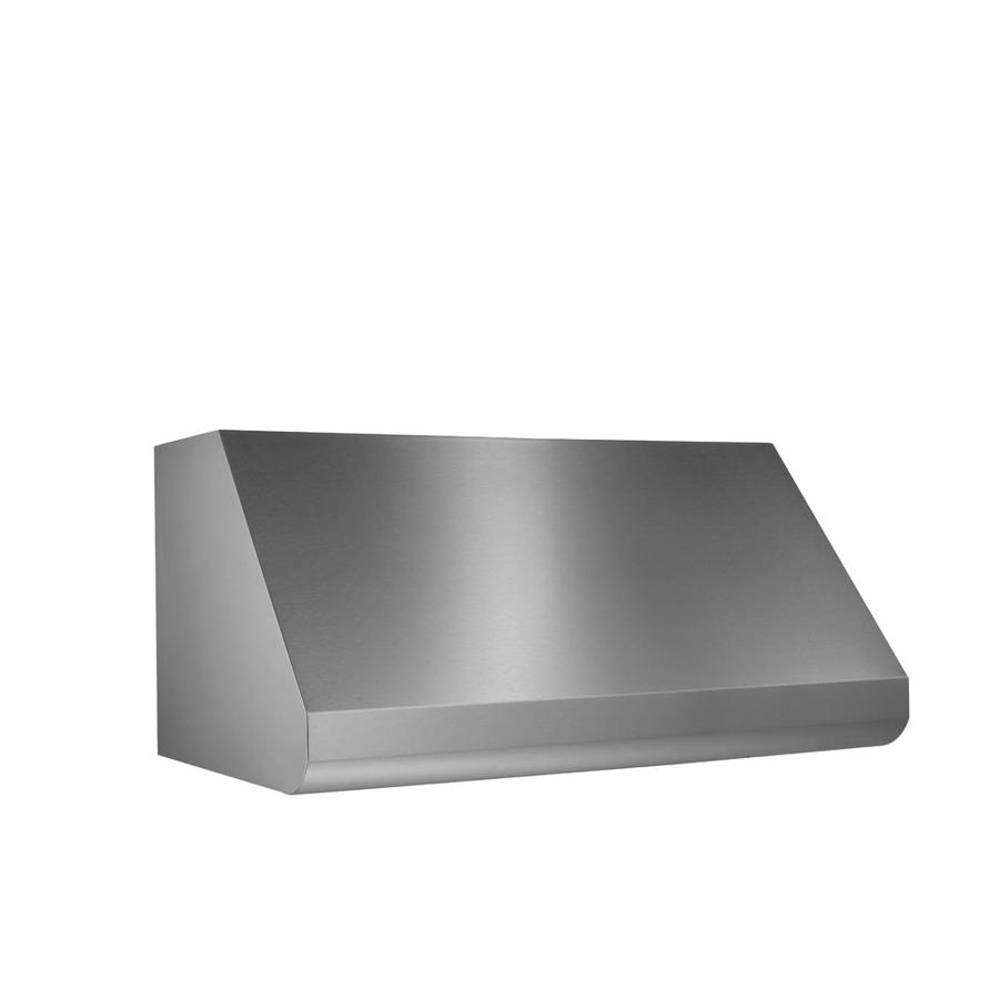 Broan Convertible Wall-Mounted Range Hood (Stainless Steel) (Common: 36-in; Actual: 35.87-in)