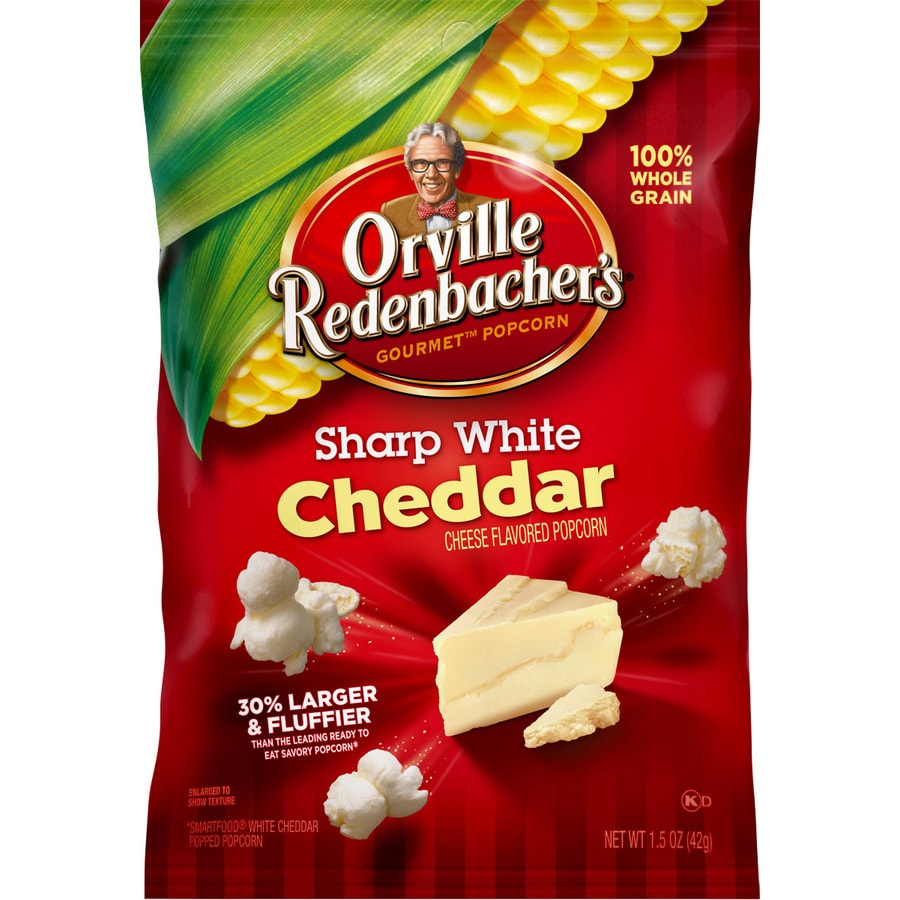 ConAgra 1.5-oz Orville Redenbacher's Sharp White Cheddar Popcorn