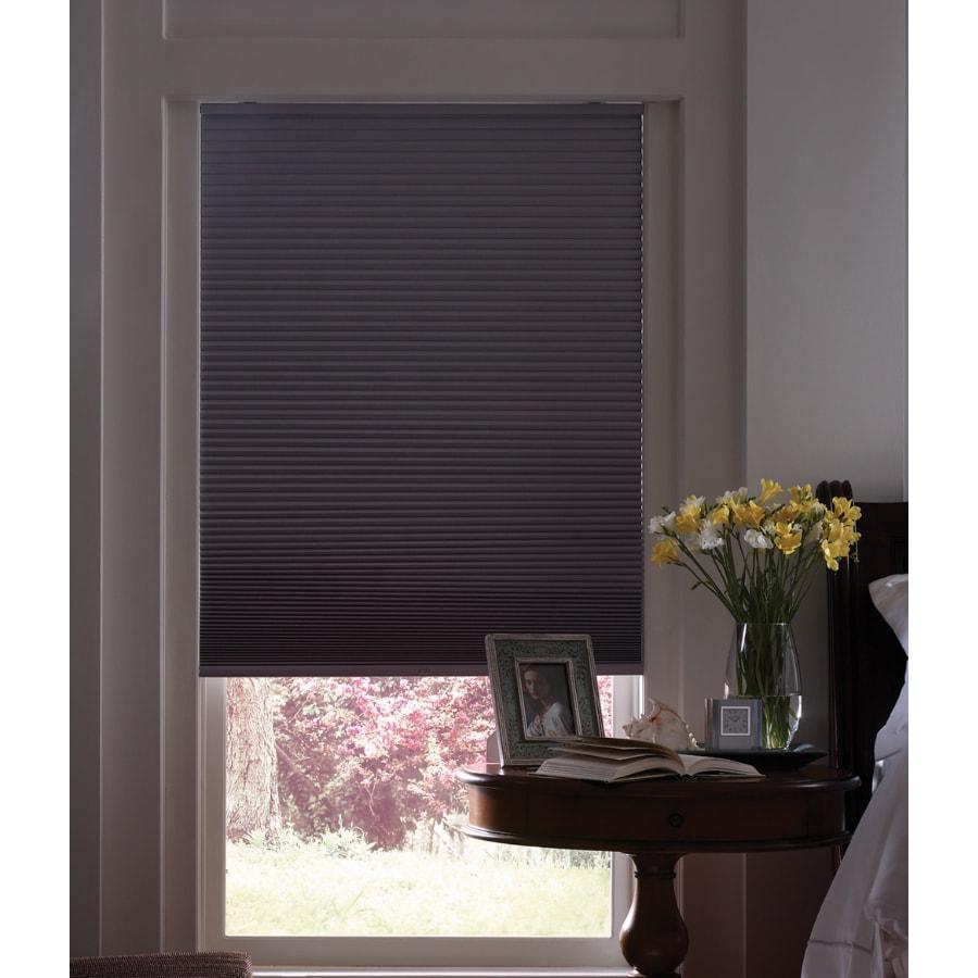 shop levolor 72 in l dove room darkening cordless polyester cellular shade at. Black Bedroom Furniture Sets. Home Design Ideas