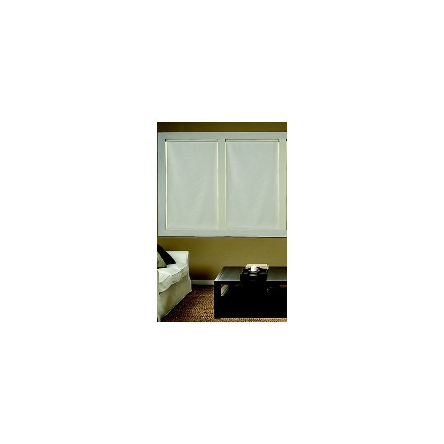 Custom Size Now by Levolor Cream Blackout Cordless Roller Shade (Actual: 78-in)