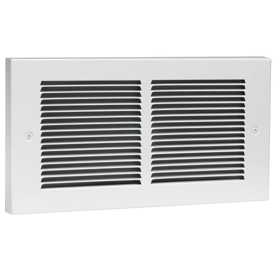 Cadet Register Plus 2,000-Watt 208/240-Volt Heater Fan Heater (14-in L x 7.375-in H Grille)