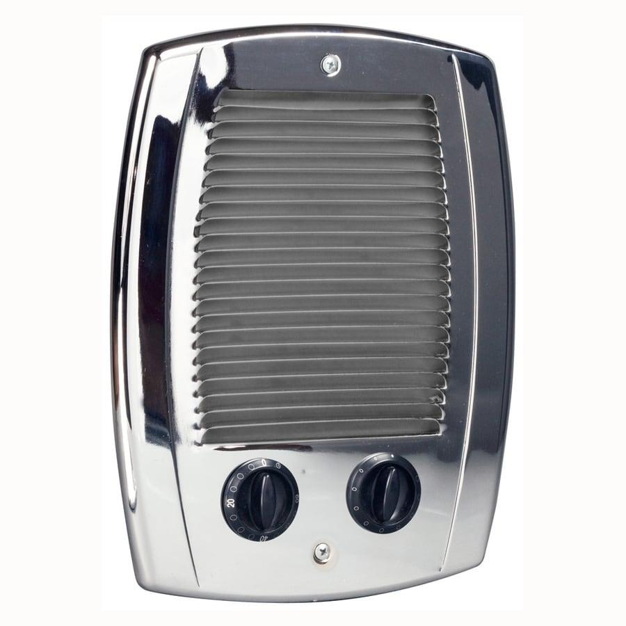 Shop Cadet Com Pak Bath 1 000 Watt 120 240 Volt Heater Fan Heater 10 In L X H Grille