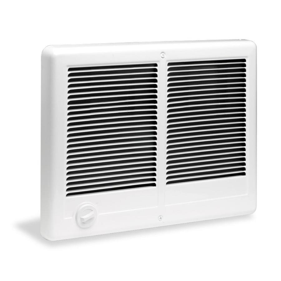 Cadet Com-Pak Twin 4,000-Watt 208/240-Volt Heater Fan Heater (4-in L x 12-in H)